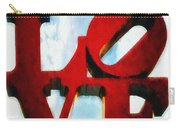 Fountain Of Love  Carry-all Pouch