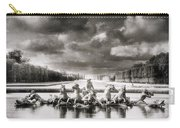 Fountain With Sea Gods At The Palace Of Versailles In Paris Carry-all Pouch