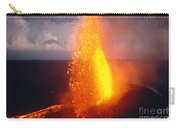 Fountaining Kilauea Carry-all Pouch