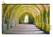 Fountains Abbey, Vaulted Chamber Carry-all Pouch