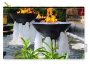 Fountains Of Fire Carry-all Pouch