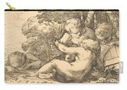 Four Bacchic Children Carry-all Pouch