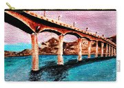 Four Bears Bridge Carry-all Pouch