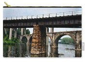 Four Bridges Of East Falls Carry-all Pouch