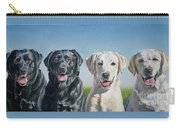 Four Labs Carry-all Pouch