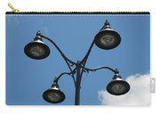 Four Lamps Carry-all Pouch