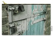 Four Latches Carry-all Pouch