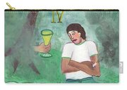Four Of Cups Illustrated Carry-all Pouch