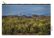 Four Peaks On The Horizon  Carry-all Pouch
