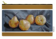 Four Pears Carry-all Pouch