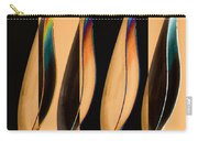 Four Pen Nibs Carry-all Pouch by Carol Leigh