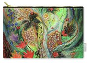 Four Seasons Of Vine Summer Carry-all Pouch