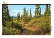 Four Wheeler Trail - Richardson Highway Carry-all Pouch