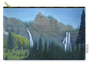 Fourmile Falls And Fall Creek Falls Carry-all Pouch