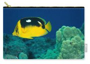 Fourspot Butterflyfish Carry-all Pouch