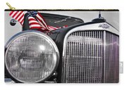 Fourth Of July-chevvy  Carry-all Pouch by Douglas Barnard