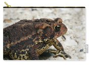 Fowler's Toad #2 Carry-all Pouch