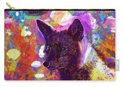 Fox Animal Tuscany  Carry-all Pouch