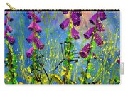 Fox Gloves Carry-all Pouch