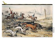 Fox Hunting Carry-all Pouch