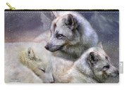 Fox Moods Carry-all Pouch