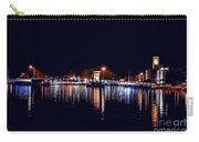Fox River Green Bay At Night Carry-all Pouch