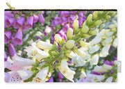 Foxglove Card Carry-all Pouch