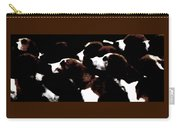 Foxhounds At Dawn Carry-all Pouch