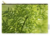 Foxtail Fern In Spring Carry-all Pouch