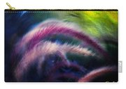 Foxtails In Shadows Carry-all Pouch