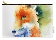 Foxy Impression Carry-all Pouch