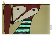 Foxy Moxy Carry-all Pouch