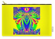 Fractal 31 Psychedelic Love Explosion Carry-all Pouch