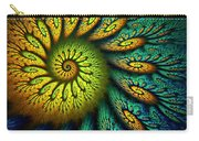 Fractal Abstract 061710 Carry-all Pouch