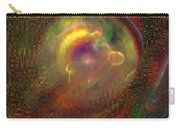 Fractal Abstraction Carry-all Pouch