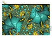 Fractal Art - Gifts From The Sea By H H Photography Of Florida Carry-all Pouch