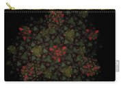 Fractal Christmasbouquet  Carry-all Pouch