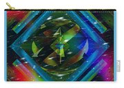 Fractal Cool Carry-all Pouch