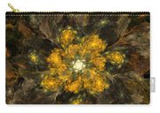 Fractal Floral 02-12-10 Carry-all Pouch