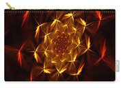 Fractal Floral 062610a Carry-all Pouch