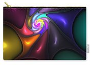Fractal Flower 2 Carry-all Pouch
