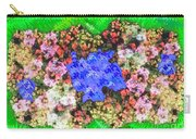 Fractal Flower Garden Carry-all Pouch