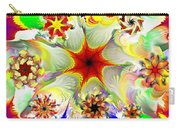 Fractal Garden 9 Carry-all Pouch