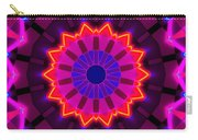 Fractal Lights Carry-all Pouch