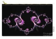 Fractal Spiral Carry-all Pouch