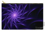 Fractal Web Carry-all Pouch