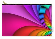 Fractalized Colors -2- Carry-all Pouch