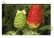 Fragrant Red Carry-all Pouch by Carolyn Marshall