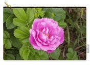 Fragrant Rugosa Carry-all Pouch