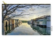 Framed Boathouses Carry-all Pouch